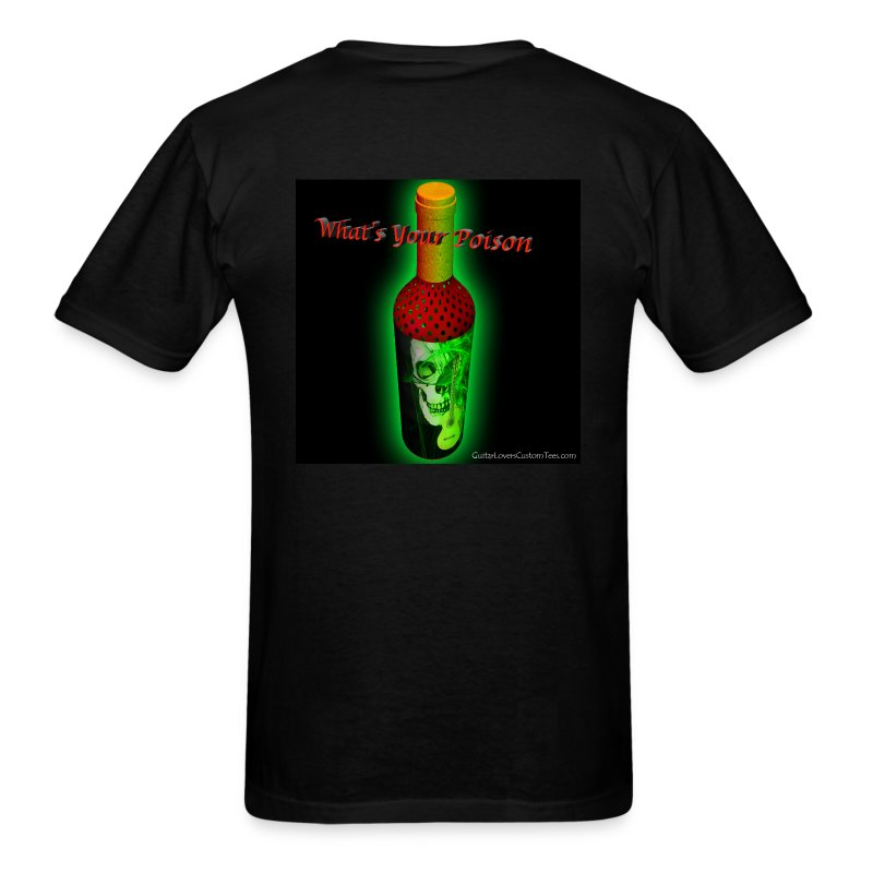What's Your Poison - Men's T-Shirt