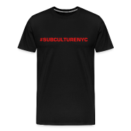T-Shirts ~ Men's Premium T-Shirt ~ SUBCULTURE SIMPLE