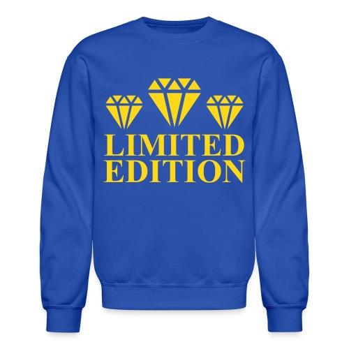Limited Edition Unisex SweatShirt - Crewneck Sweatshirt