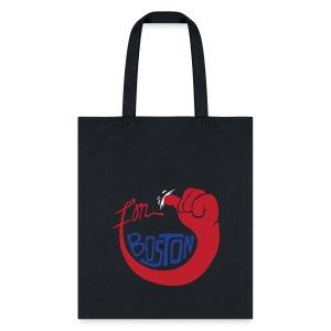 I'm Boston - Tote Bag
