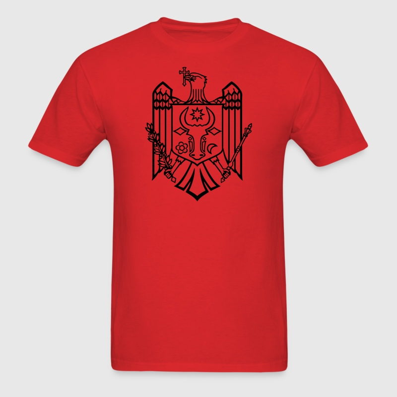moldova T-Shirts - Men's T-Shirt