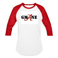 T-Shirts ~ Baseball T-Shirt ~ GMANE baseball tee