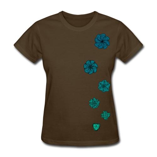Transforming Flowers - Women's T-Shirt