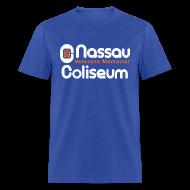 T-Shirts ~ Men's T-Shirt ~ Nassau Coliseum