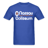 T-Shirts ~ Men's T-Shirt ~ Nassau Coliseum