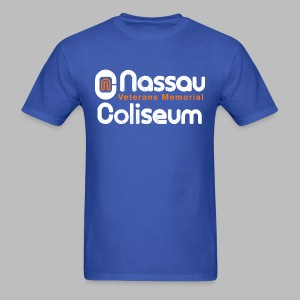 Nassau Coliseum - Men's T-Shirt