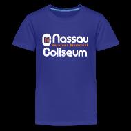 Kids' Shirts ~ Kids' Premium T-Shirt ~ Nassau Coliseum
