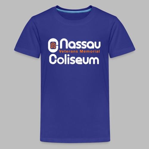 Nassau Coliseum - Kids' Premium T-Shirt