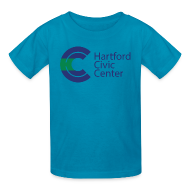 Kids' Shirts ~ Kids' T-Shirt ~ Hartford Civic Center