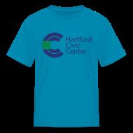 Kids' Shirts ~ Kids' T-Shirt ~ Hartford Civic Center