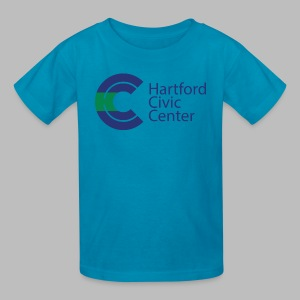 Hartford Civic Center - Kids' T-Shirt