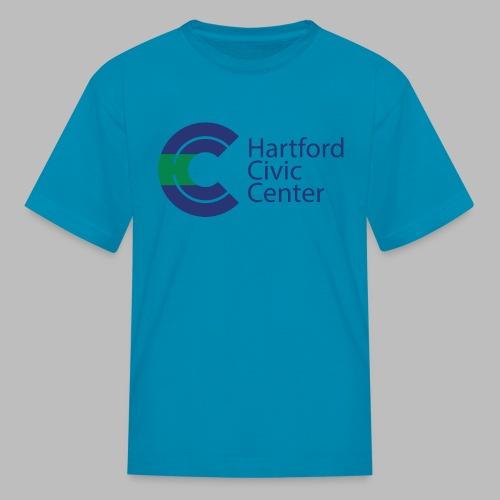 Hartford Civic Center - Kids' T-Shirt