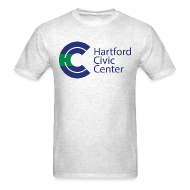T-Shirts ~ Men's T-Shirt ~ Hartford Civic Center