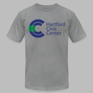 Hartford Civic Center - Men's T-Shirt by American Apparel