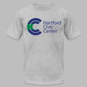 Hartford Civic Center - Men's Fine Jersey T-Shirt