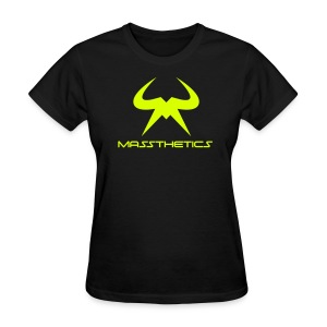 Women's neon logo - Women's T-Shirt