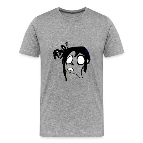 Rad punk shirt - Men's Premium T-Shirt