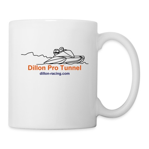 Dillon Pro Tunnel Coffee Mug - Coffee/Tea Mug