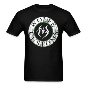 Wolfe Customs Shirt - Men's T-Shirt