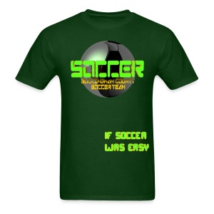 Buckingham high school soccer team - Men's T-Shirt