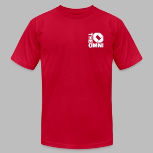 The Omni - Atlanta, GA - Men's T-Shirt by American Apparel