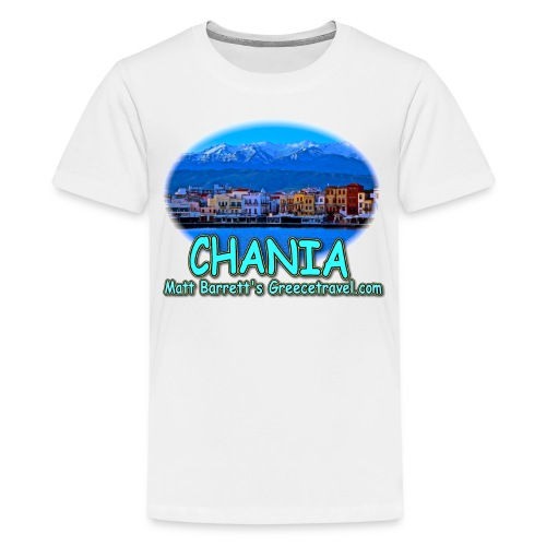 CHANIA CRETE (kids) - Kids' Premium T-Shirt