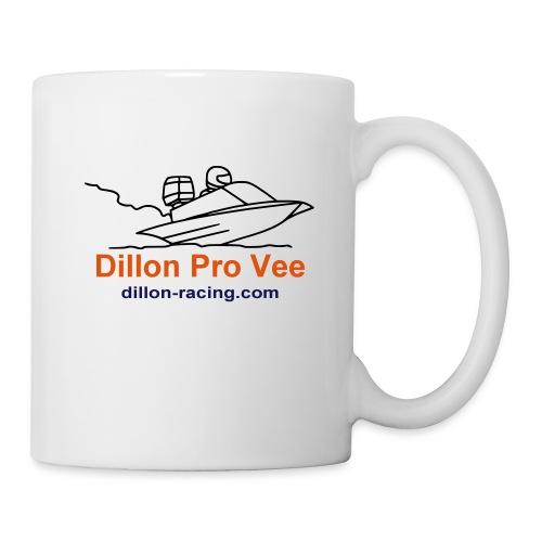 Dillon Pro Vee Mug - Coffee/Tea Mug