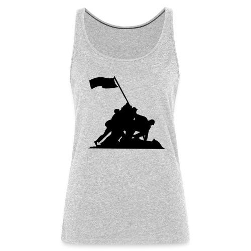 Flag - Women's Premium Tank Top