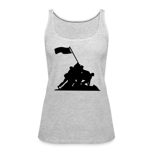 Flag - Women's Premium Tank Top