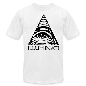 Illuminati T-Shirt | Men's - Men's Fine Jersey T-Shirt
