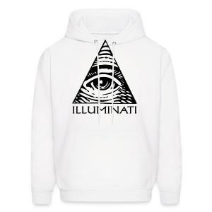Illuminati Hoodie | Men's - Men's Hoodie