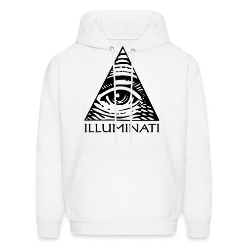 Illuminati Hoodie   Men's - Men's Hoodie