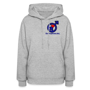 SOS / No Medical Org 2 Sided - Women's Hoodie