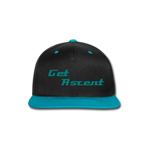 Get Ascent Hat - Snap-back Baseball Cap