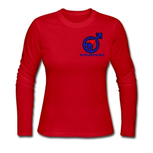 SOS / No Medical Org 2 Sided - Women's Long Sleeve Jersey T-Shirt