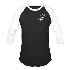 SOS / No Medical Org 2 Sided - Baseball T-Shirt