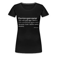 T-Shirts ~ Women's Premium T-Shirt ~ Entrepreneur