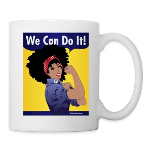We can do it. - Coffee/Tea Mug