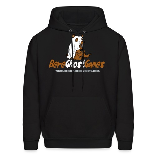 FOR BLACK SHIRT - Men's Hoodie