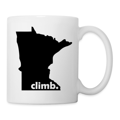 Climb MN Coffee Mug - Coffee/Tea Mug