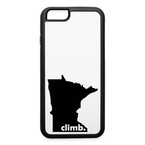 Climb MN iPhone 6 Case - iPhone 6/6s Rubber Case