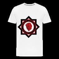 T-Shirts ~ Men's Premium T-Shirt ~ Diabolic Alcoholic Devil
