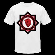 T-Shirts ~ Men's T-Shirt by American Apparel ~ Diabolic Alcoholic Devil