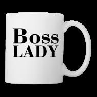 Mugs & Drinkware ~ Coffee/Tea Mug ~ Boss Lady