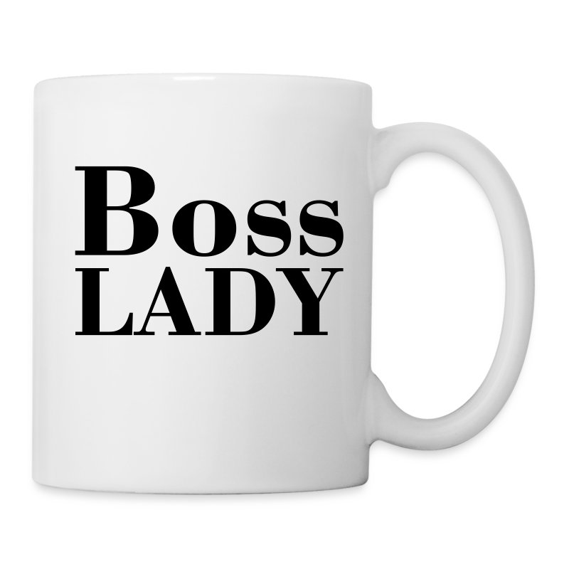 Boss Lady - Coffee/Tea Mug