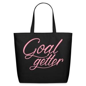Goal Getter - Eco-Friendly Cotton Tote