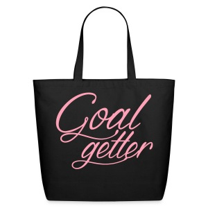 Goal Getter - Eco-Friendly Cotton Tote