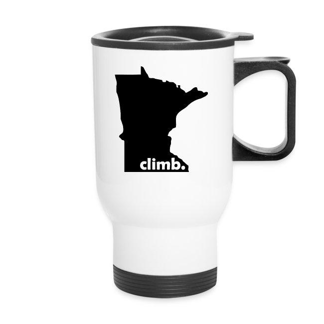 Climb MN Travel Mug