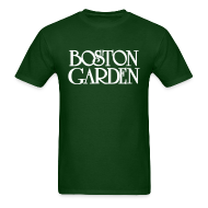 T-Shirts ~ Men's T-Shirt ~ Boston Garden