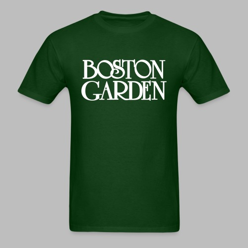 Boston Garden - Men's T-Shirt